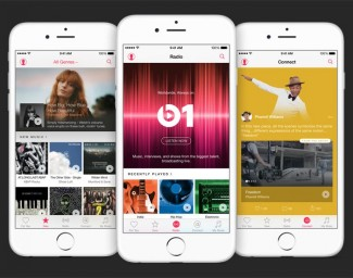 Apple Music op iOS