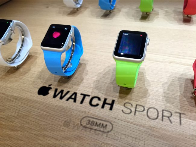 Spotty: muziek met Spotify op je Apple Watch