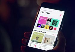 Apple Music is in de VS groter dan Spotify.